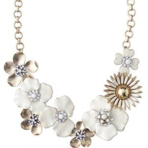 Stella and Dot Bloom necklace